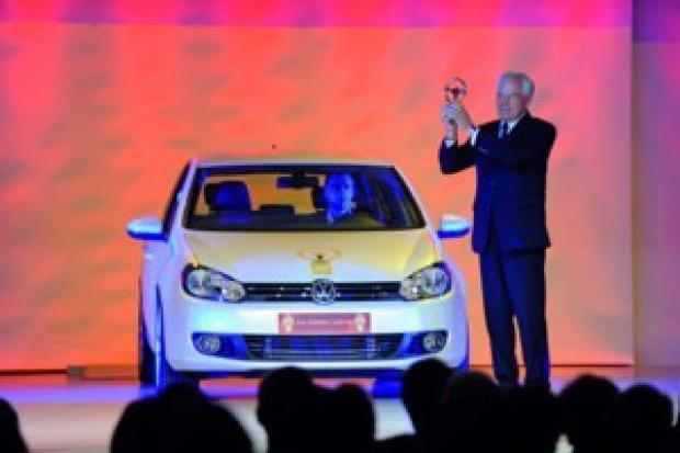 """""""Złota Kierownica 2008"""" dla Volkswagena w czterech kategoriach"""