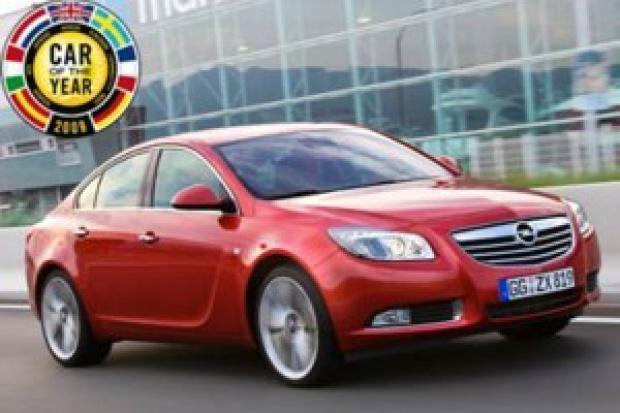 "Opel Insiginia: ""Car of the Year 2009"""