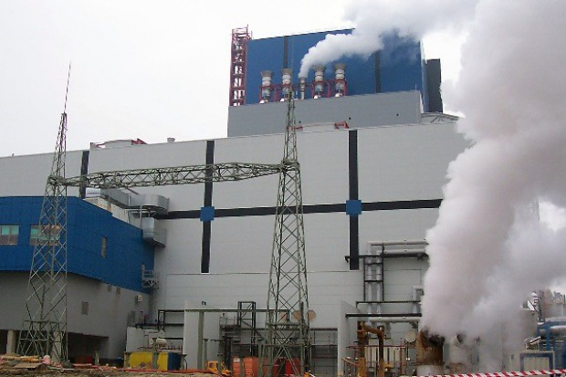 W Elektrowni Łagisza dmuchają kocioł