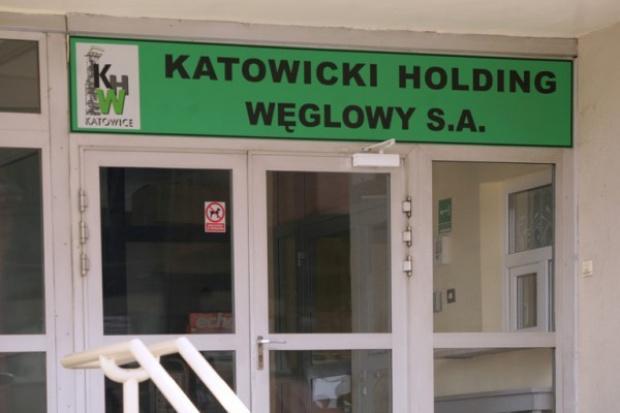 Katowicki Holding Węglowy na razie nie trafi na giełdę