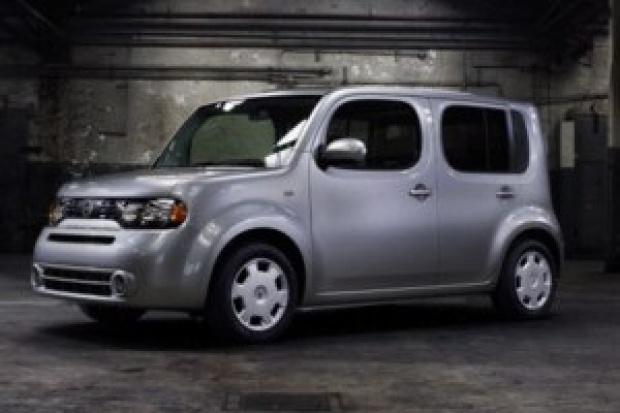 Nissan Cube wjedzie do Europy