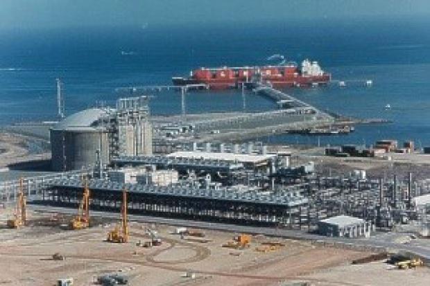 Kłopoty z terminalem LNG w Świnoujściu