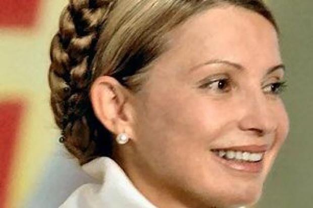 Tymoszenko gwarantuje sprawny przesył gazu do Europy Zachodniej