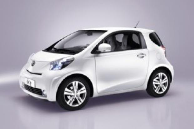 Bridgestone Ecopia na fabrycznym wyposażeniu Toyoty iQ