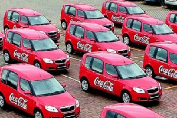 Skoda x 400 dla Coca-Coli