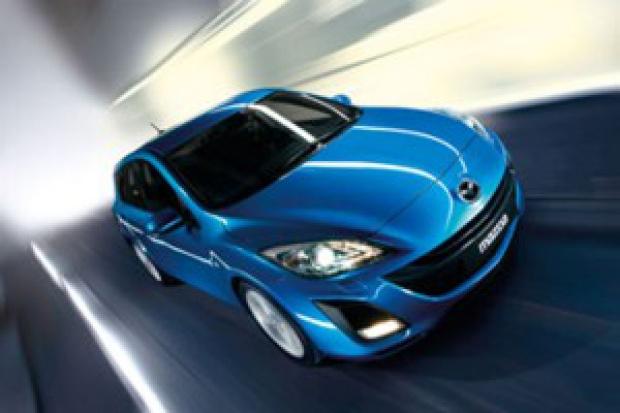 Mazda3 hatchback rusza do boju