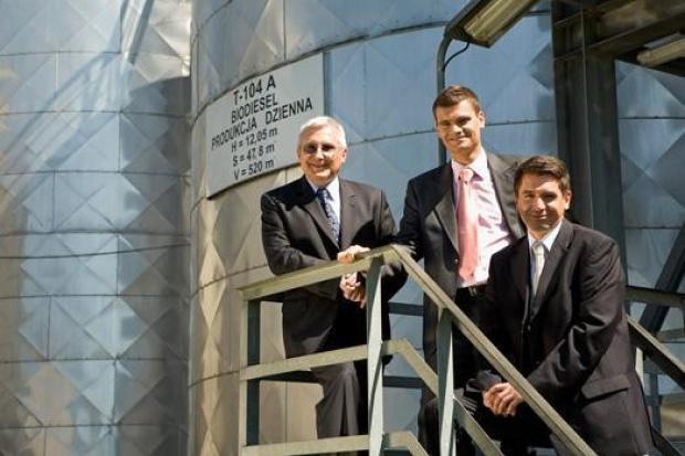 Nowy prezes Rafinerii Trzebinia