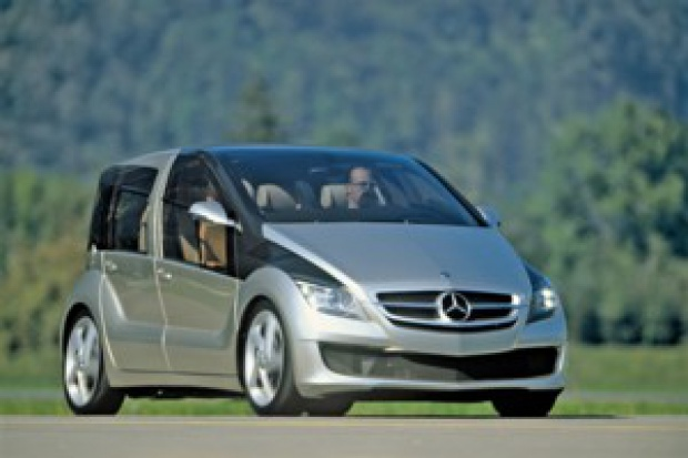 Mercedes o zerowej emisji spalin w Poznaniu