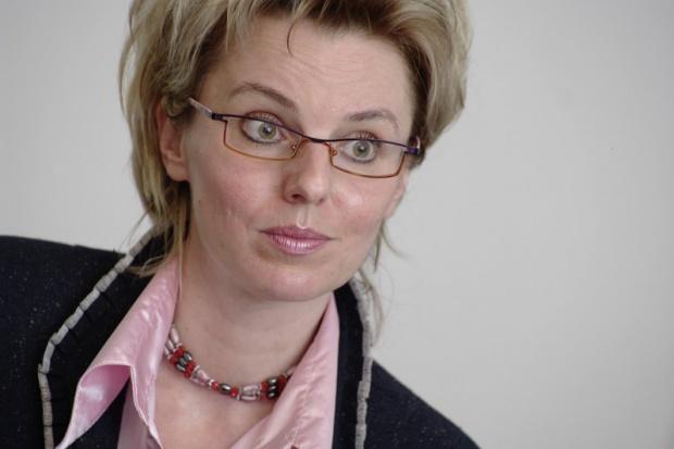 Joanna Schmid: zapełniam wolne szuflady