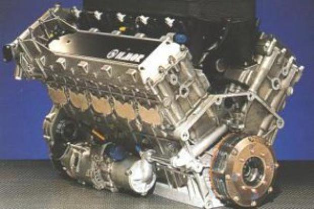 Standardowe silniki Ilmora dla bolidów F1?