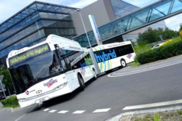 Wkrótce hybrydowe autobusy na testach w Gliwicach
