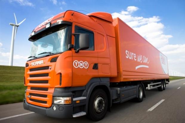 TNT wdraża system do zarządzania połączeniami drogowymi