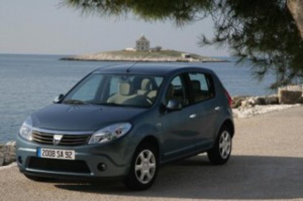3 gwiazdki EuroNCAP dla Sandero