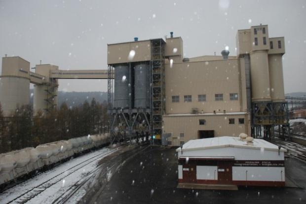 Czatkowice największym w kraju dostawcą sorbentów dla energetyki