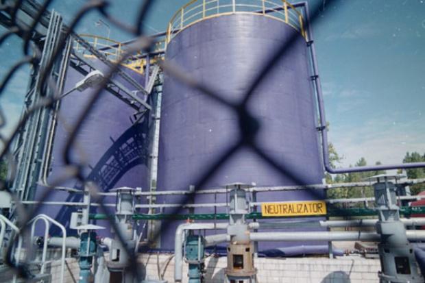 Czarny listopad w sektorze chemicznym