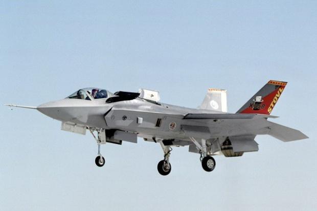 Norwegia wybrała myśliwce F-35