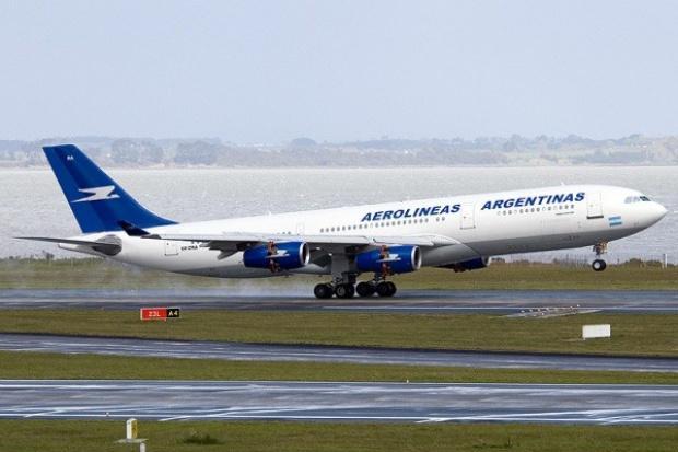 Argentyna: parlament za wywłaszczeniem największych linii lotniczych