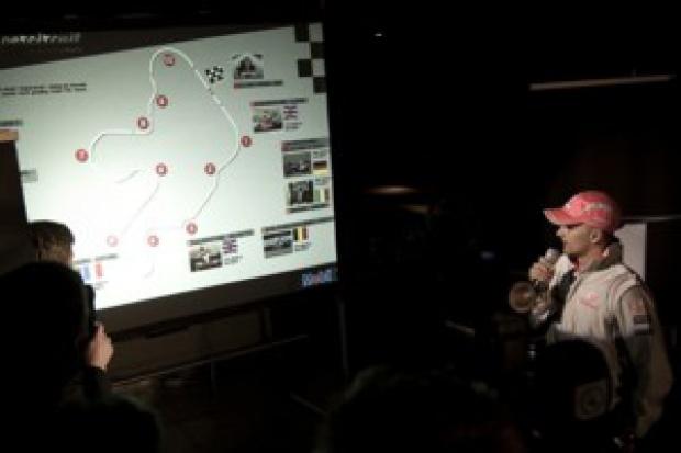 F1: Kovalainen i Mobil 1 projektują tor wyścigowy