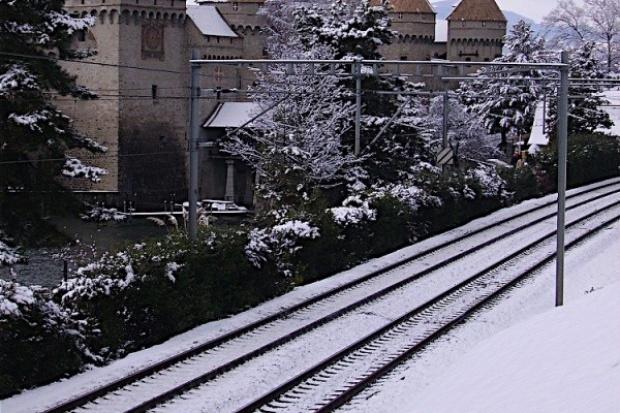 Szwajcarzy liderami podróży koleją