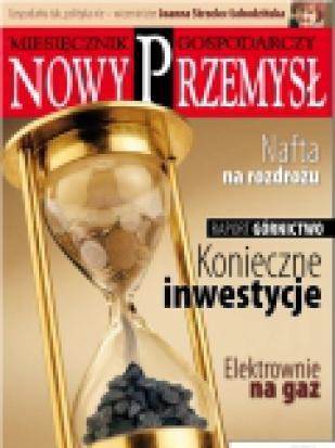 Magazyn Gospodarczy Nowy Przemysł 12/2008
