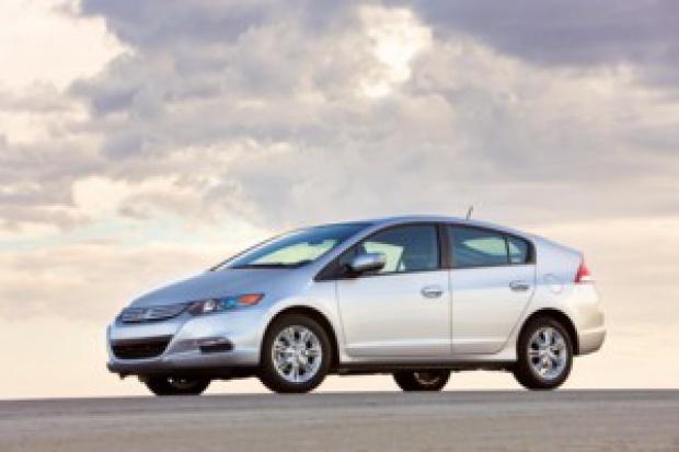 Taka jest Honda Insight Hybrid