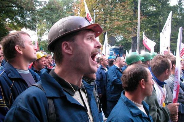 17 grudnia górnicy będą protestować pod Sejmem!