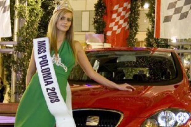Miss Polonia odebrała swojego Seata