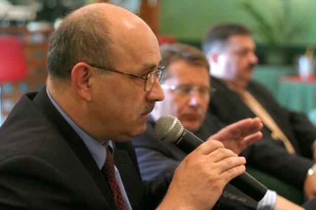 Aleksander Wasilewski (MSZ): żyjemy cenami ropy naftowej (zobacz video)