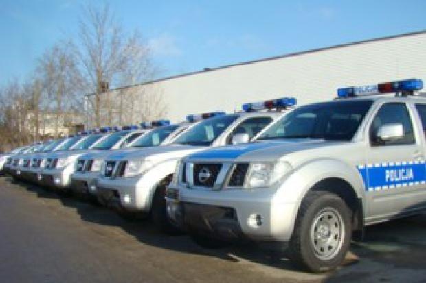 Polska policja wybrała Pathfindera