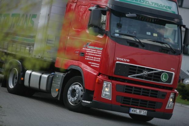 Firmy nie zapłacą za badanie hałasu w ciężarówkach