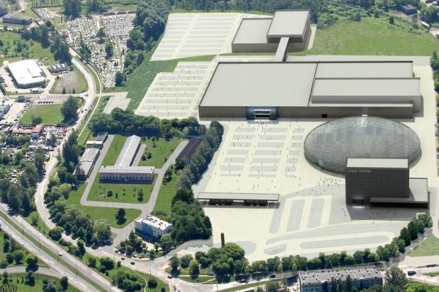 W 2010 roku ruszy dalsza budowa Silesia Expo