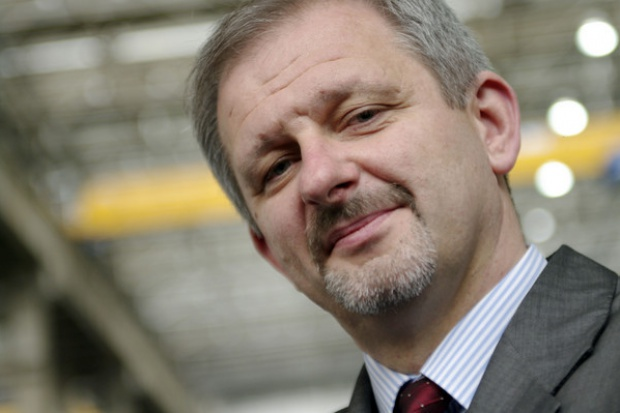 Robert Wojdyna, prezes Konsorcjum Stali: nie łączyć strat, łączyć zyski