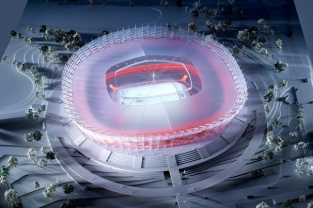 Specustawa skróciła czas budowy stadionów tylko o kilkadziesiąt dni