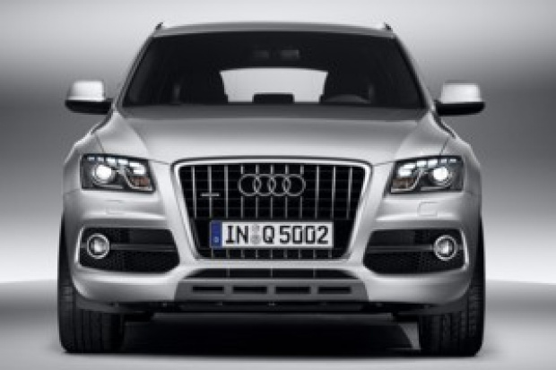 Audi drive select w nowym Q5