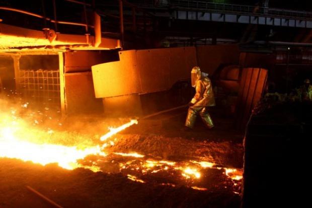 W 2009 r. produkcja stali spadnie o 10 proc.