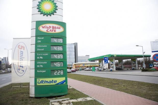 """BP nie obawia się """"pościgu"""" Shella"""
