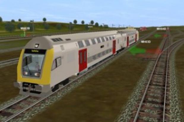 Koleje niemieckie zamówiły 800 wagonów piętrowych Bombardiera