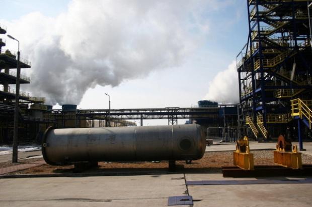 ZA Puławy: redukcja dostaw gazu poniżej poziomu zapotrzebowania