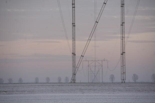 Mróz zagraża dostawom prądu