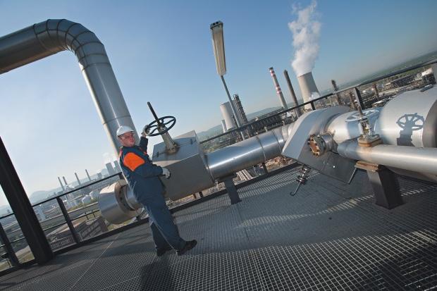 Unipetrol nie odczuł ograniczeń w dostawach gazu