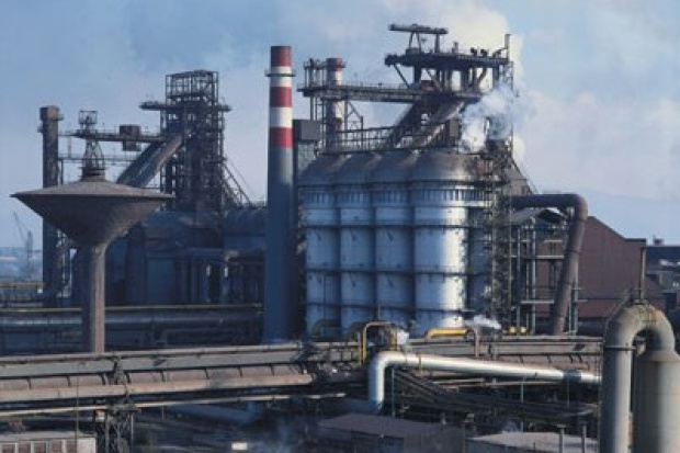 US Steel Koszyce stoi