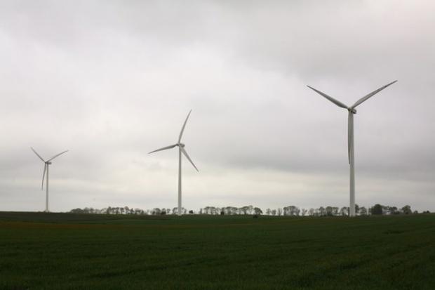 KGHM wchodzi w wiatrową energię