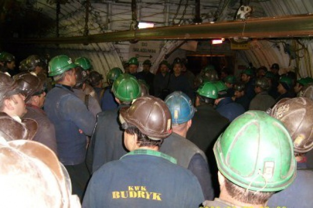 Rośnie zatrudnienie w górnictwie