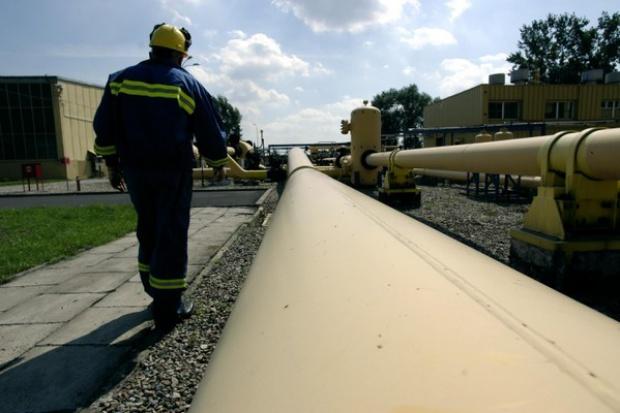 PGNiG: Gaz z Rosji przez Ukrainę w środę na polskiej granicy