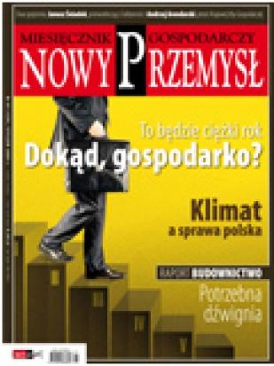Nowy Przemysł 01/2009