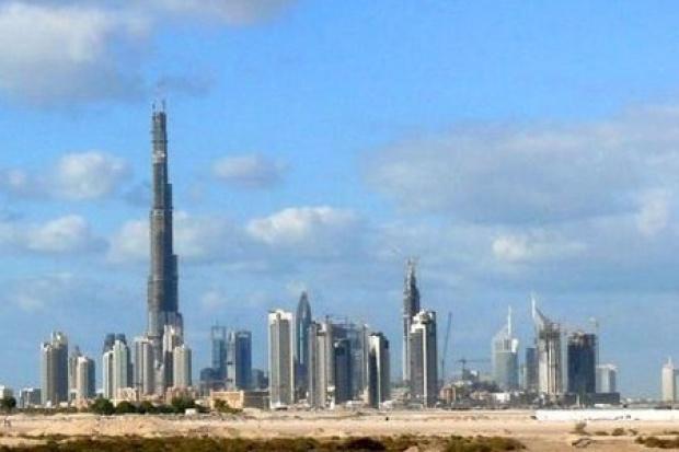 Kryzys pokrzyżował plany budowy najwyższego wieżowca na świecie