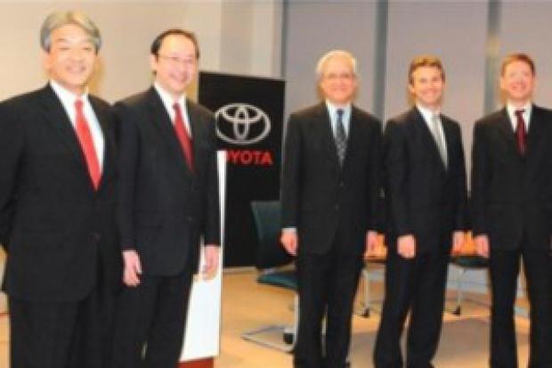 Toyota w Polsce ma nowego szefa