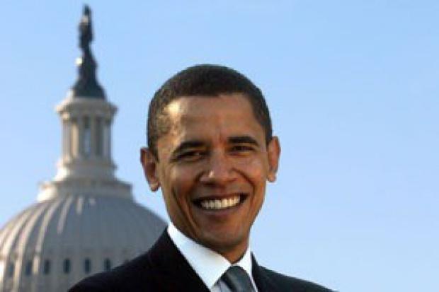 Obama na swą inaugurację jedzie pociągiem