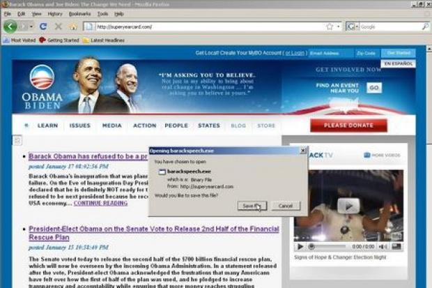 """""""Barack Obama rezygnuje z prezydentury!"""""""