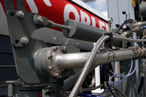 PKN Orlen powraca do zwiększonego poboru gazu ziemnego